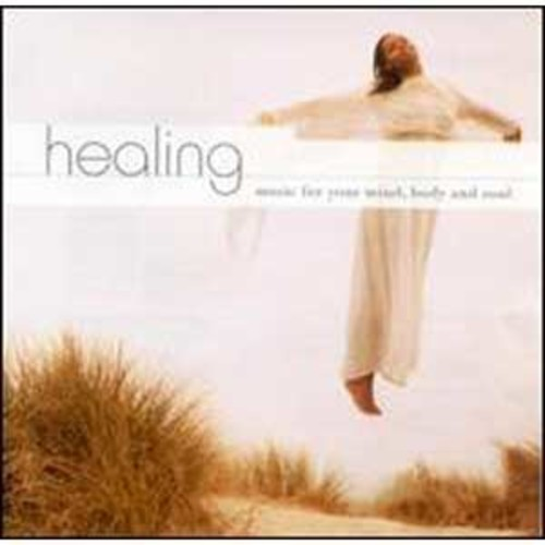 Healing [2 Camels] By Various Artists (Audio CD)