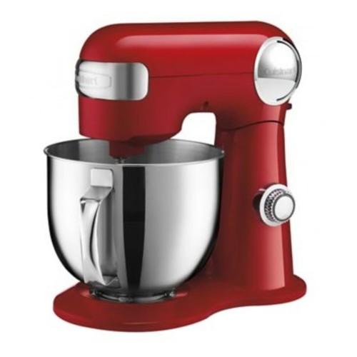 Cuisinart Precision Master 5.5 Quart Stand Mixer, Red (SM-50)
