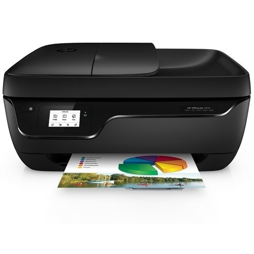HP Inc. OfficeJet 3830 All-in-One Printer (K7V40A#B1H)