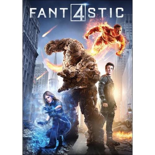 Fantastic Four [DVD] [2015]