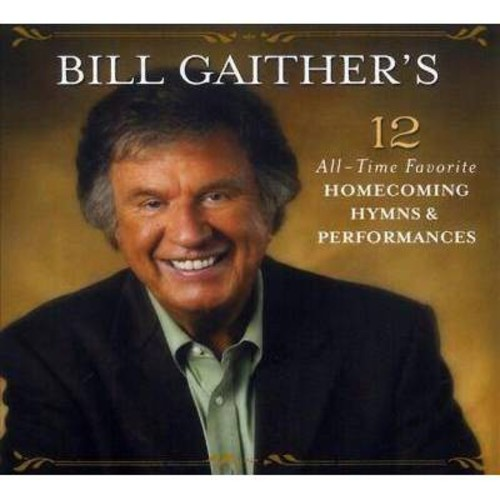 Various - Bill Gaither's 12 All Time Favorite H (CD)