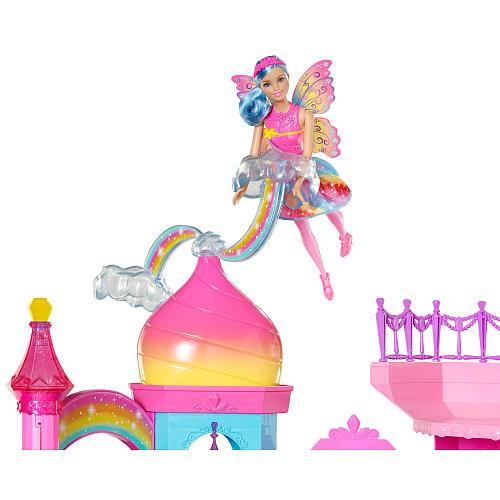 Barbie Rainbow Cove Princess Castle Playset