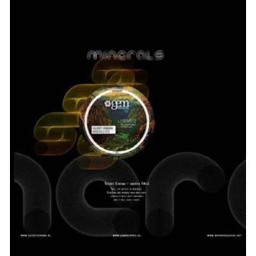 Minerals EP2 [12 inch Vinyl Single]