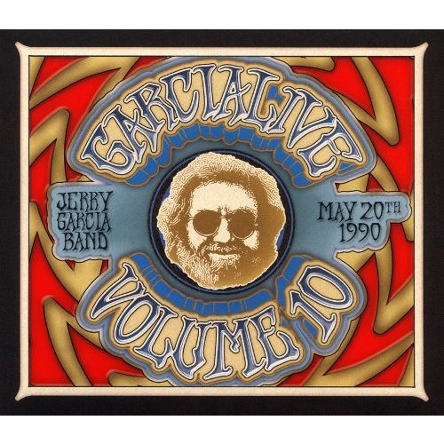 GarciaLive, Vol. 10: May 20th, 1990 Hilo Civic Auditorium [CD]