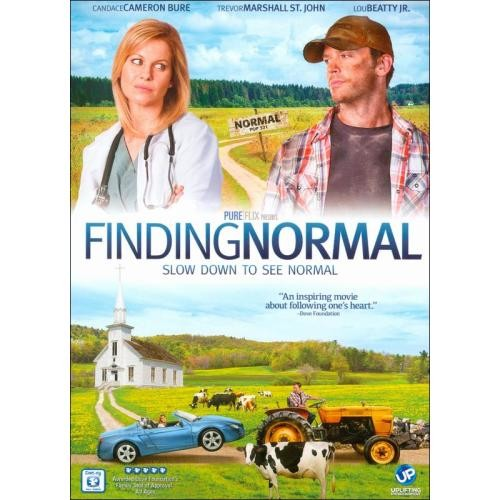 Finding Normal [DVD] [2013]