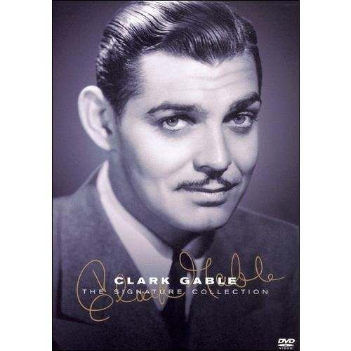 Clark Gable: The Signature Collection [6 Discs] [DVD]