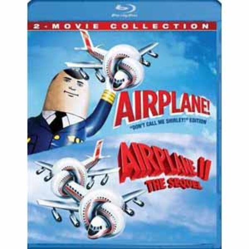 Airplane!: 2-Movie Collection [Blu-Ray]