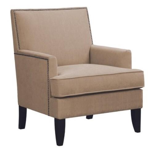 Robin Track Arm Club Chair - Sand