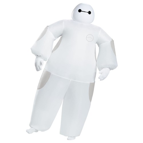 Jakks Pacific JUSTIN PRODUCTS INC. BAYMAX WHITE INFLATABLE ADULT