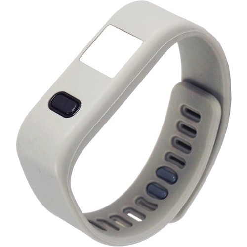 Naxa Nsw-13 Grey Lifeforce Fitness Watch For Iphone Android (gray)