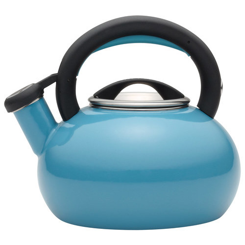 Circulon - Sunrise 1.5-Quart Tea Kettle - Capri Turquoise