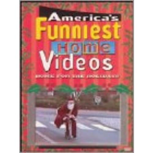 America's Funniest Home Videos - Home For The Holidays: Bob Saget, Ernie Anderson, Jess Harnell, John Fugelsang, Daisy Fuentes, Tom Bergeron, Robin Felsen Von Halle, Rob Katz, Steve Hirsen, Vin Di Bona, Erik Fleming, Neil Gordon (IV): Movies & TV