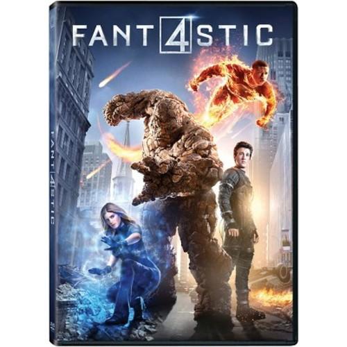 Marvel Science Fiction/Fantasy Fantastic Four (DVD)