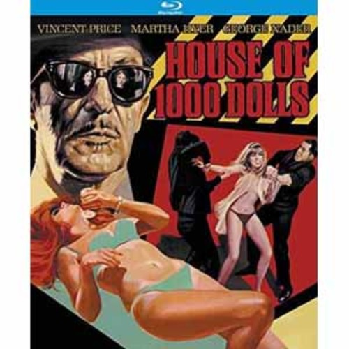 House of 1,000 Dolls [Blu-ray]