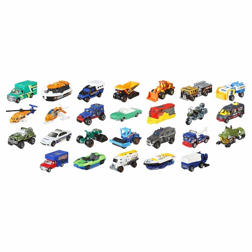 Matchbox A To Z Vehicle Collection