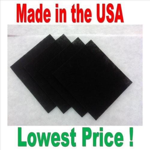 Holmes Carbon Filters HAPF60, Filter C, 4 Pack [Black]