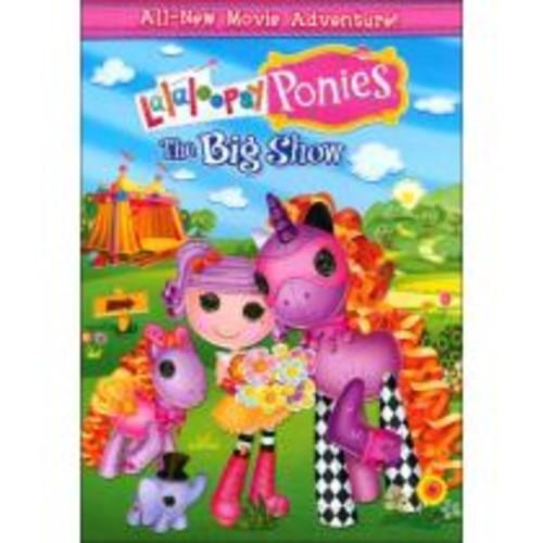 Lalaloopsy Ponies: Big Show (DVD)