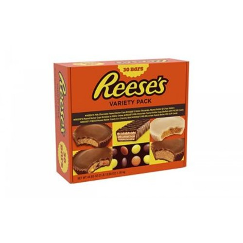 REESE'S Variety Pack Assortment, 30 Count (99511)