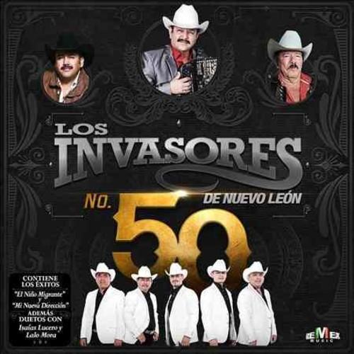 Los Invasores De Nuevo Leon - No. 50
