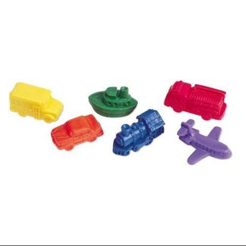 Learning Resources MiniMotors Counters, 72 Pieces (LER0190) Multi-Colored