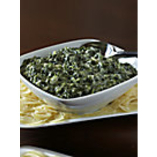 Creamed Spinach Casserole