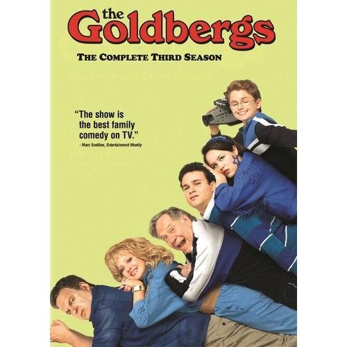 The Goldbergs: Season Three [3 Discs] [DVD]