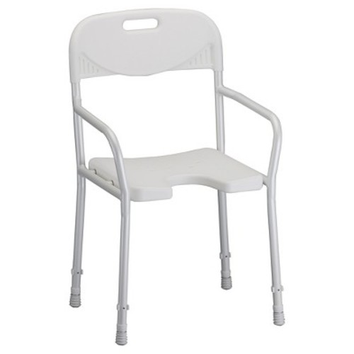 Nova Shower Chair : With Back & Arms
