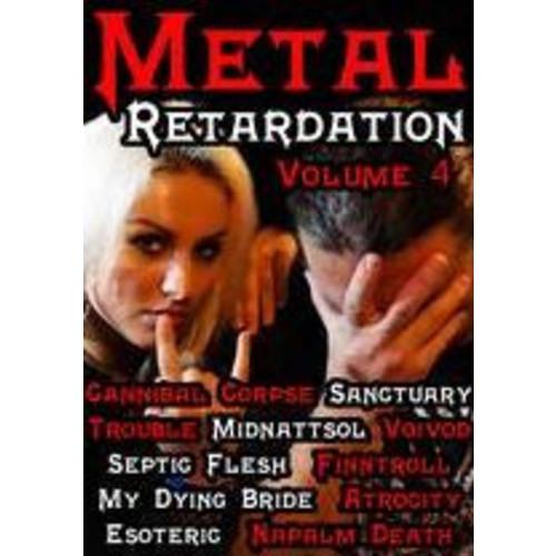 Metal Retardation: Volume 4