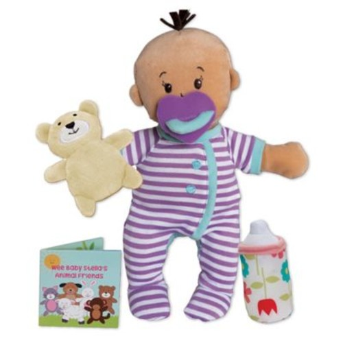 Manhattan Toy Wee Baby Stella Sleep Time Scents Set With Lavender Scent
