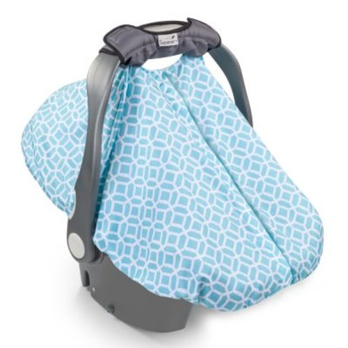 Summer Infant 2-in-1 Carry & Cover Infant Car Seat Cover