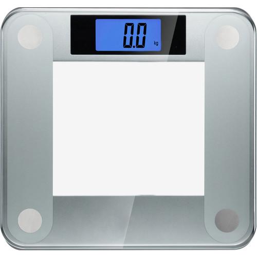 Ozeri Precision II 440 lbs (200 kg) Bath Scale with 50 gram Sensor Technology (0.1 lbs / 0.05 kg) & Weight Change Detection