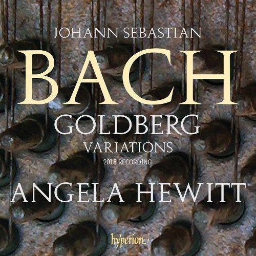 Johann Sebastian Bach: Goldberg Variations [2015 Recording] [CD]