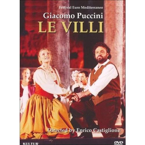 Le Villi [DVD] [Italian]