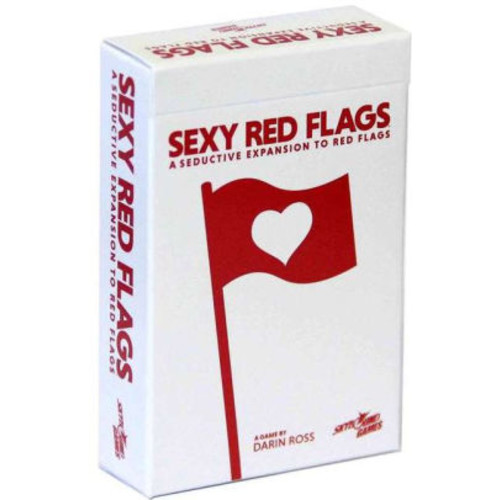 Sexy Red Flags A Seductive Expansion
