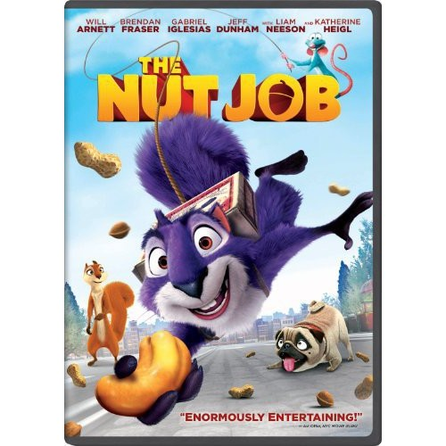 Universal Pictures The Nut Job (DVD)