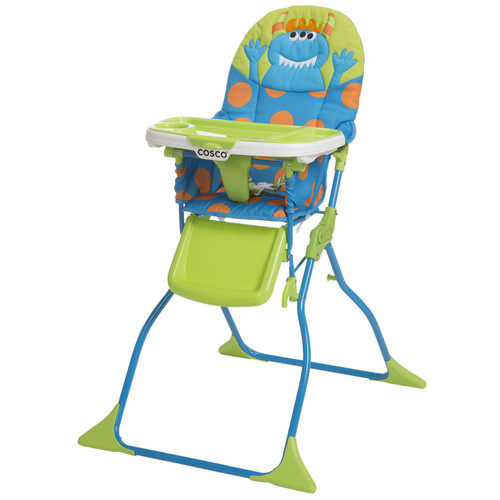 Cosco Simple Fold Deluxe High Chair - Syd