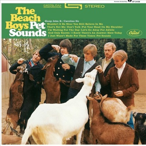 Pet Sounds [50th Anniversary Stereo Edition] [LP] - VINYL
