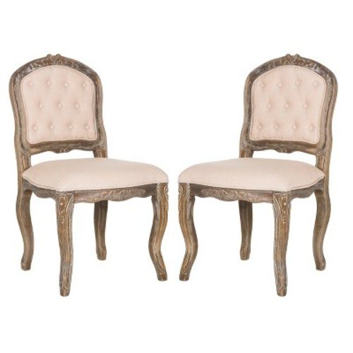 Eloise Dining Chair - (Set of 2) - Safavieh