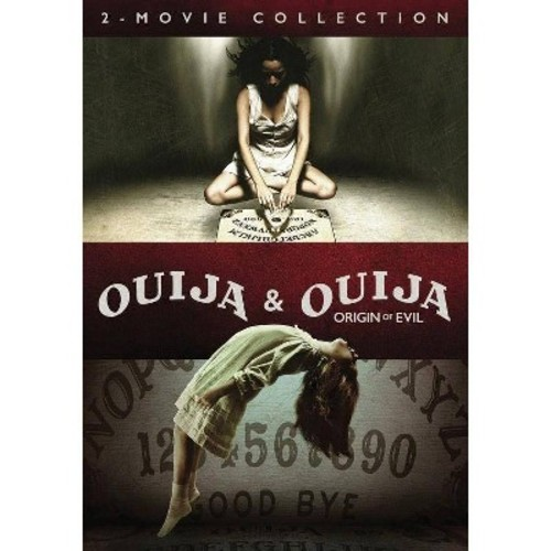 Ouija:2 Movie Collection (DVD)