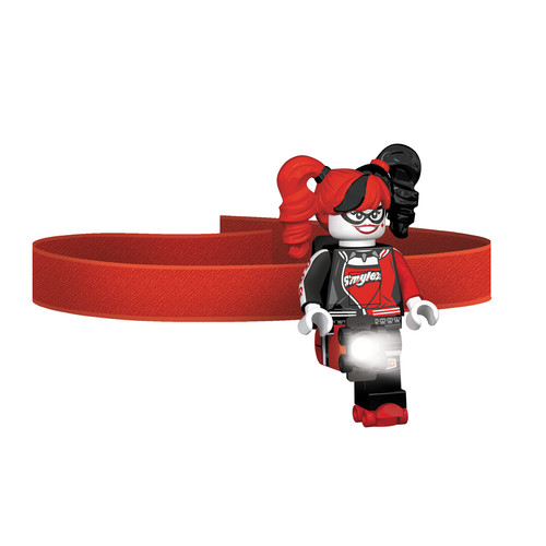LEGO Movie Harley Quinn Head Lamp