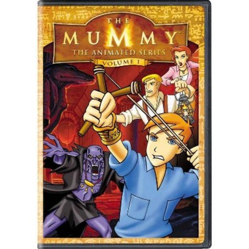 The Mummy: The Animated Series, Vol. 1