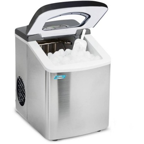 Portable Ice Maker MIM-18 - Stainless Steel