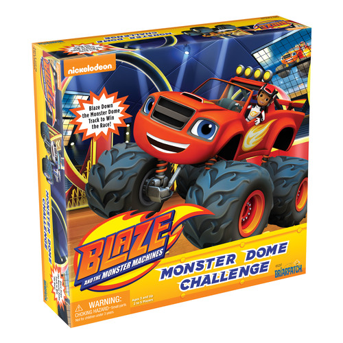 Briarpatch Blaze and the Monster Machines Monster Dome Challenge Game