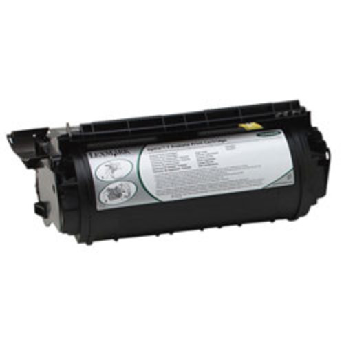 Lexmark 12A5840 Return Program Black Toner Cartridge