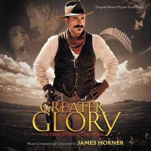 James horner - For greater glory (Osc) (CD)