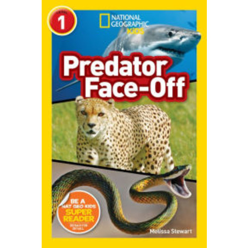 Predator Face-Off (National Geographic Readers Series)