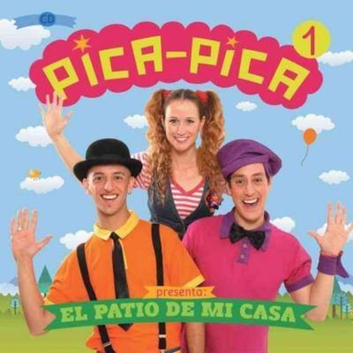 Pica-pica - El patio de mi casa (CD)