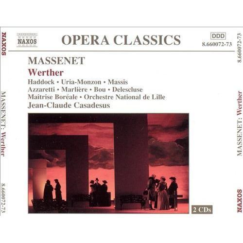 Massenet: Werther [CD]