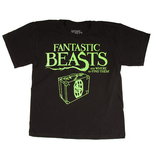 Fantastic Beast and Where to Find Them T-Shirt - Large