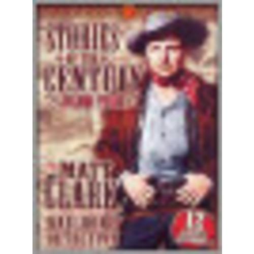 Matt Clark Railroad Detective: Stories of the Century, Vol. 3 [DVD]